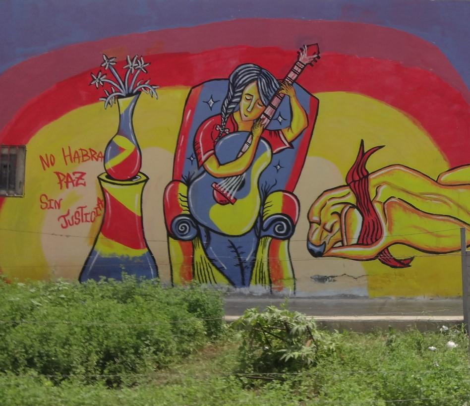 Mural de Paz y Justicia