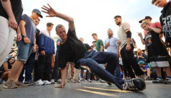 El breakdance en el Perú