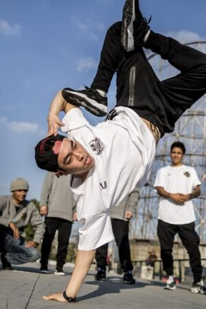 el hip hop en el peru
